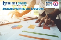 Strategic Planning and Execution: The 1-2-3 Year Plan for Enterprise Success and Organizational Benefit – Training Doyens