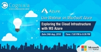 Exploring the Cloud Infrastructure with Microsoft Azure