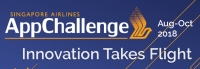 Singapore Airlines AppChallenge 2018