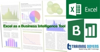 Excel as a Business Intelligence Tool – How to create flexible summary reports using Pivot Tables and Charts.