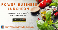 "Power Business Luncheon  ""Recognizing the City of Doral's Media Power Players"""