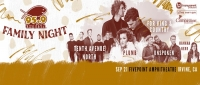 Fish Family Night with for KING & COUNTRY, Tenth Avenue North, Plumb, Unspoken, Hannah Kerr