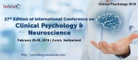 27th Edition of International Conference on Clinical Psychology and Neuroscience