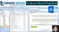 Use Outlook to Its Fullest Extent;tips and techniques and best practices. It's Money in Your Pocket