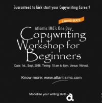 1-Day Advertising Copywriting Workshop for Beginners | Mumbai-Vikhroli