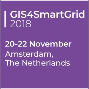 GIS4SmartGrid 2018, Amsterdam, Noord-Holland, Netherlands