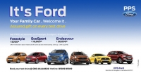 Save More this Independence Day with PPS Ford Big Saving Offers