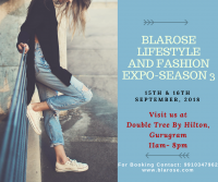 Blarose Lifestyle and Fashion Expo- Season 3