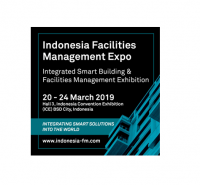 Indonesia Facilities Management Expo 2019 (IFME 2019)