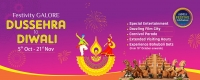 Dussehra to Diwali Celebrations at Ramoji Film City