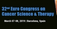 32nd Euro Congress on Cancer Science and Therapy
