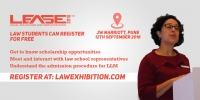 LEASE 2018 (Legal Education And Services Expo) Pune