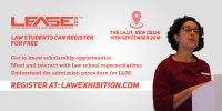 LEASE 2018 (Legal Education And Services Expo) New Delhi
