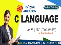 C Language Online Training in USA - NareshIT