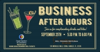 Business After Hours at Well Groomed Gentleman