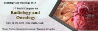 3 rd World Congress on Radiology and Oncology
