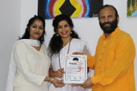 100 Hrs yoga  course in Rishikesh