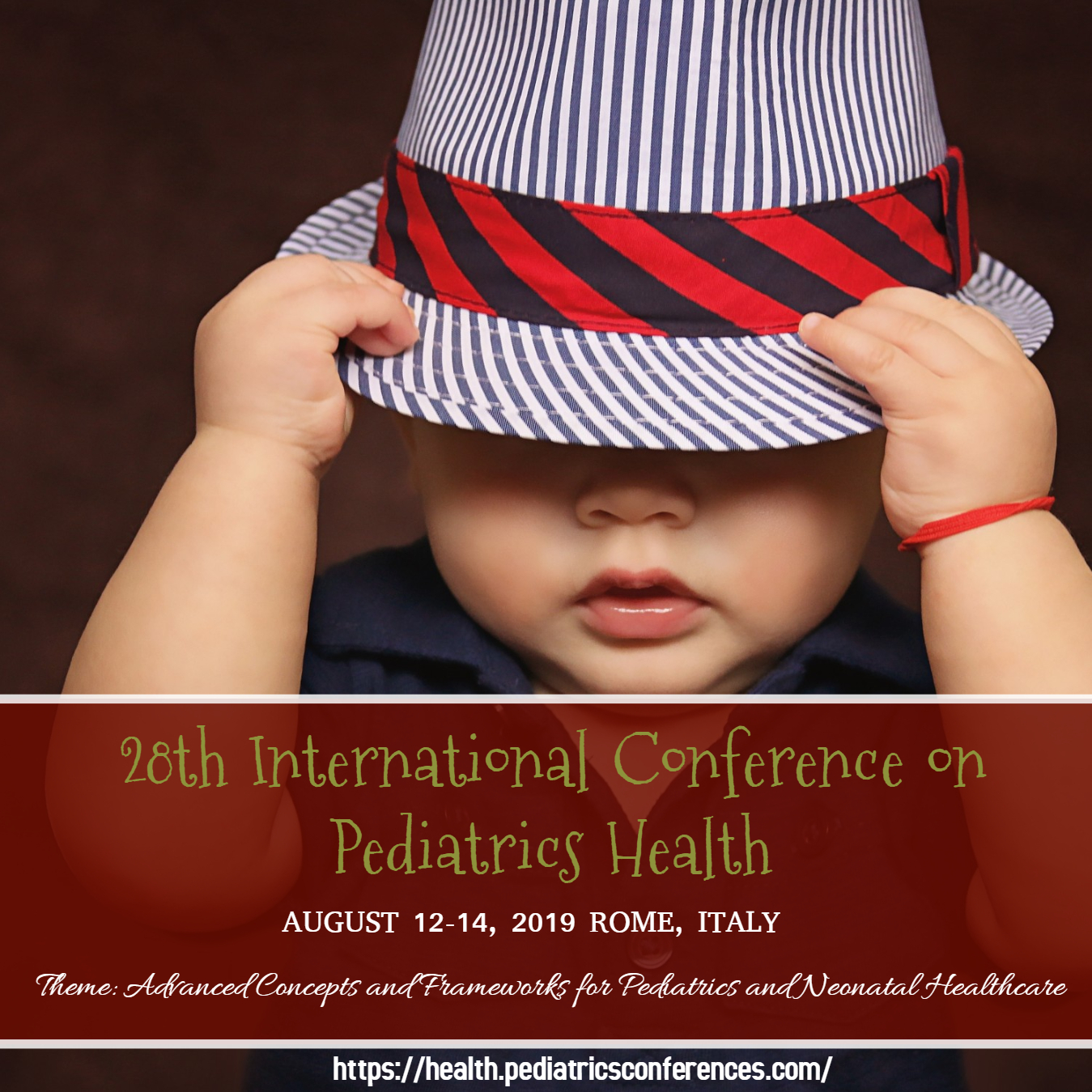 28th International Conference on Pediatrics Health, Rome, Italy