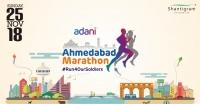 Adani Ahmedabad Marathon 2018