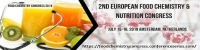 2nd European Food Chemistry & Nutrition Congress