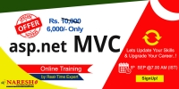 Asp.Net MVC Online Training in USA - NareshIT