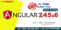 Angular 2, 4, 5 and 6 Online Training in USA - NareshIT