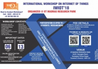International Workshop on Internet of Things