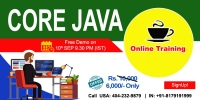 Core Java Online Training in USA - NareshIT