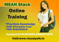 MEAN Stack Online Training