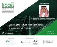 The International Contracting Conference & Exhibition (ICCE 2018)
