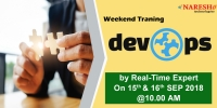 DevOps Weekend Training in Hyderabad - NareshIT