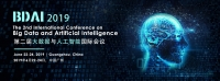 2019 2nd International Conference on Big Data and Artificial Intelligence (BDAI 2019)