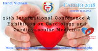 Cardiology Conference | Cardio 2018 | Heart Congress | 26th International Cardiovascular Medicine Conference