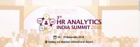 3rd HR ANALYTICS INDIA SUMMIT 2018