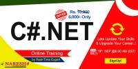 C#.Net Online Training in USA - NareshIT
