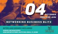 Munar Law Networking Business Blitz