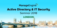 ManageEngine's Active Directory & IT Security seminar