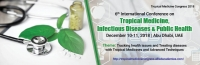 6th International Conference on Tropical Medicine, Infectious Diseases & Public Health