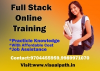 Full Stack Training in Hyderabad in With Affordable Cost