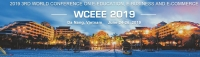 2019 3rd World Conference on e-Education, e-Business and e-Commerce (WCEEE 2019)