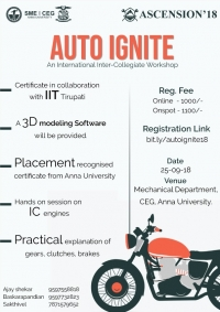 AUTOIGNITE - IC ENGINE WORKSHOP