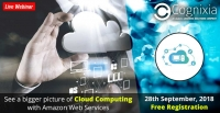 Cloud Computing with AWS - Free Webinar