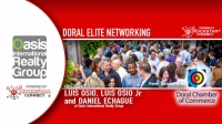 Doral Elite Networking Event at Angelo Elio at CityPlace Doral