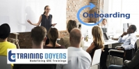 Webinar on Onboarding New Hires: How to Get Them Quickly Up To Speed, Engaged and Productive – Training Doyens