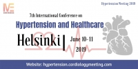 7th International Conference on Hypertension & Healthcare