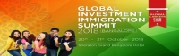 The GLOBAL INVESTMENT IMMIGRATION SUMMIT 2018 Bengalore, India (GIIS18)