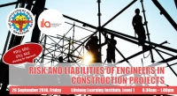 Seminar on Risk and Liabilities of Engineers in Construction Projects