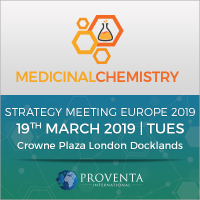 Medicinal Chemistry Strategy Meeting 2019 in London   Proventa