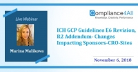 R2 Addendum- Changes Impacting Sponsors-CRO-Sites