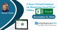Mastering Excel [Pivot Tables] in Advanced Technology